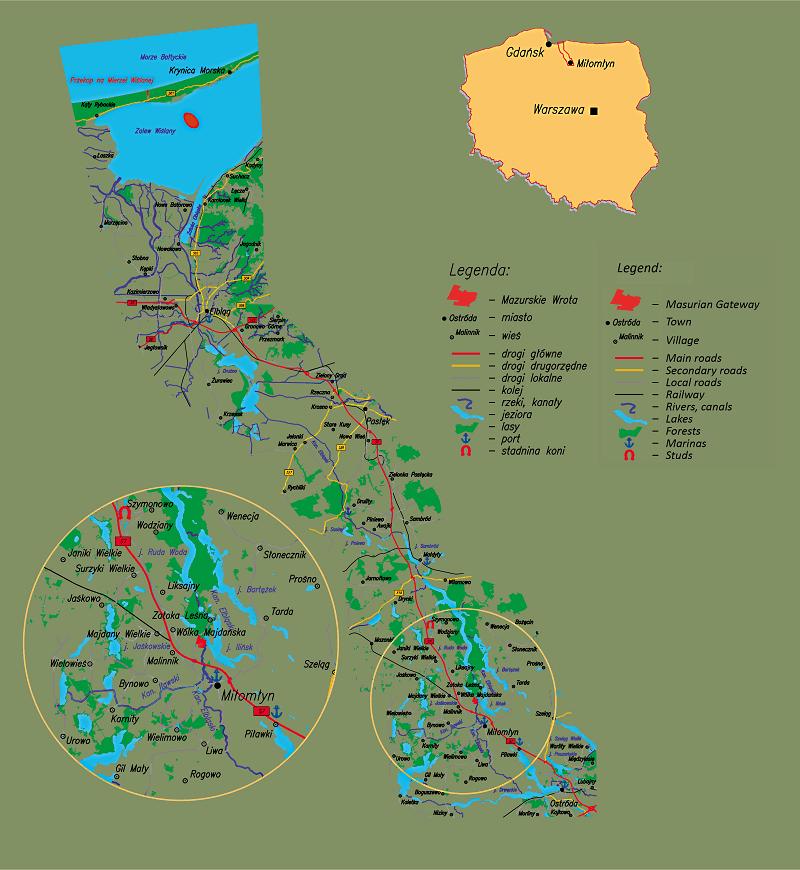mapa-zagospodarowania-przestrzennego-terenu-inwestycyjnego-milomlyn